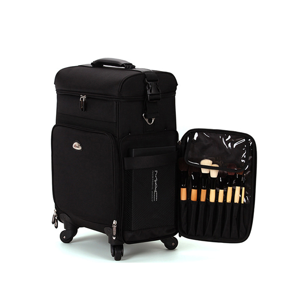 Hairdresser School Kit Tool Trolley Bag Nt5010 Nylon