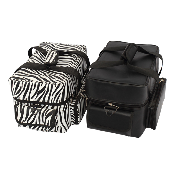 Nylon Vanity Case For Hairdresser Sc5019 Soft Cosmetic Case Carre