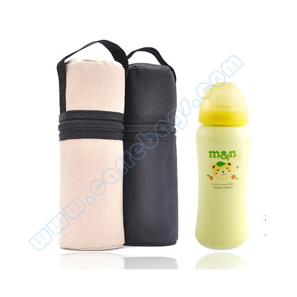 Aluminum Foil Lining Baby Bottle Thermal Bag Cl5122 Carre